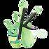 K-roline Artiste Peintre - Logo -