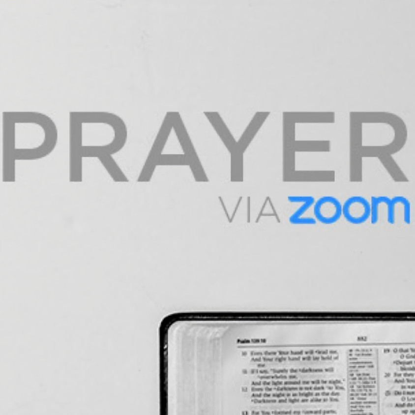 Virtual Prayer Meeting Call