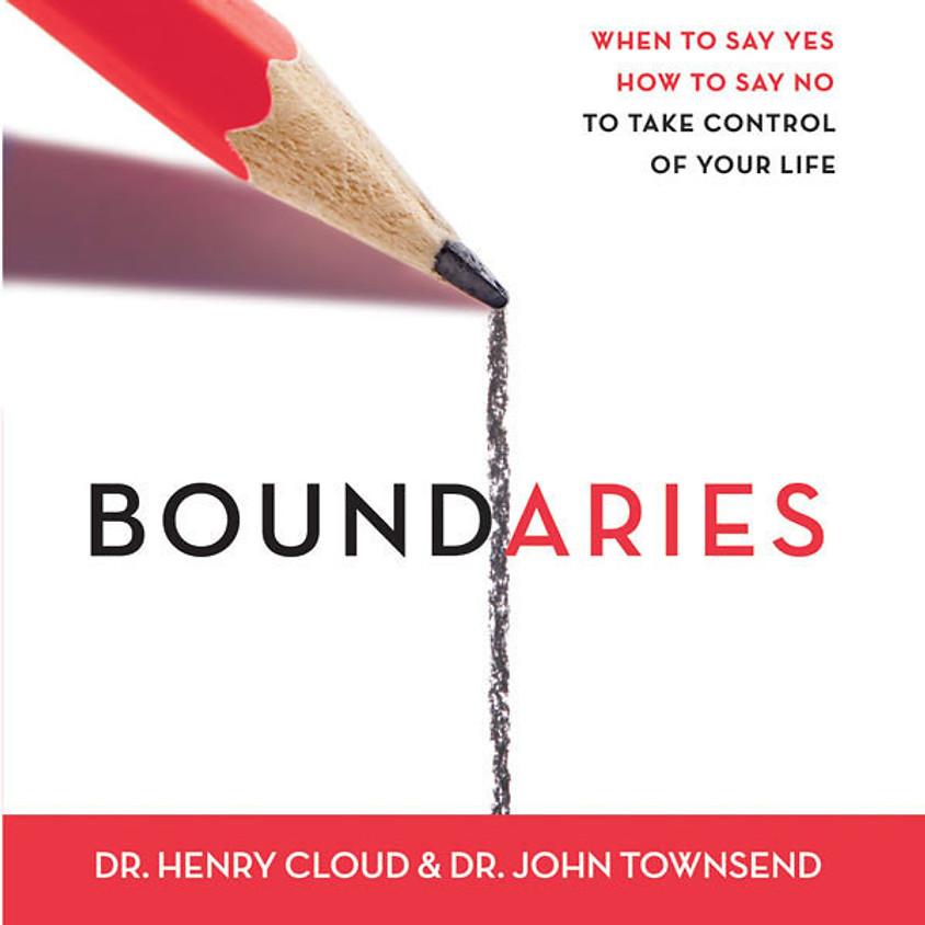 #2 – Boundaries