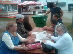 Time at the Cumberland Fair