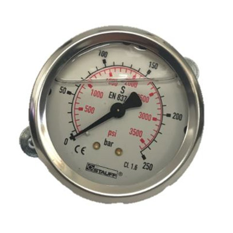 Pressure Gauge 250Bar