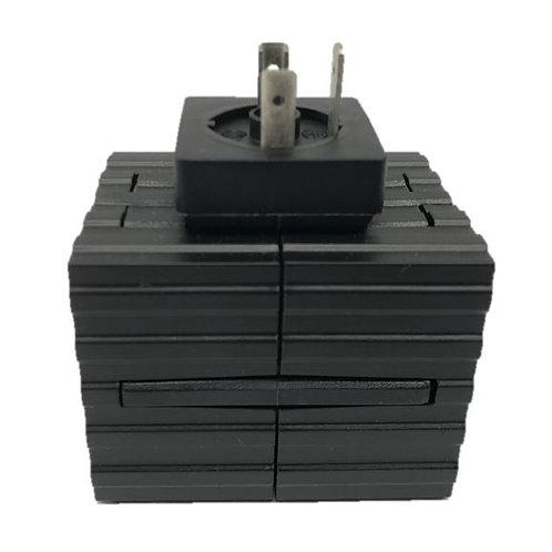 Solenoid Coil 24V (Black)