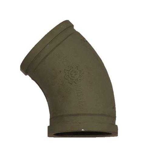 "5"" x 45° x 275 (Long Type) High Manganese Cast Bend"