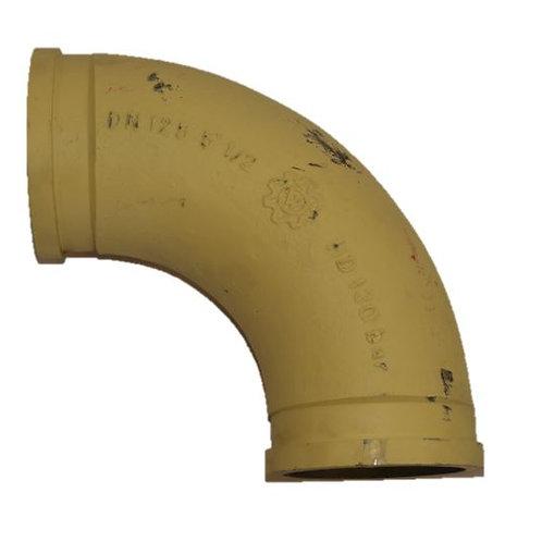 "5"" x 90° x 230 High Manganese Cast Bend"