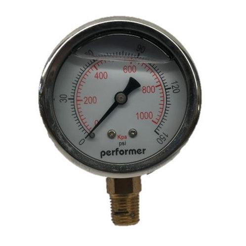 """Pressure Gauge ¼"""""""