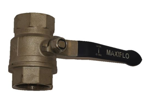 "2"" Ball Valve with Lever"