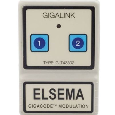Elsema 2-Channel Remote Control