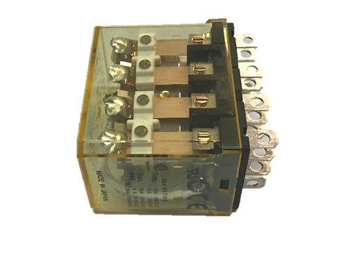 Relay 4PDT 12V Blade (14 pin)