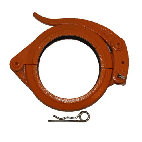 "5"" Lever Style Safety Clamp"