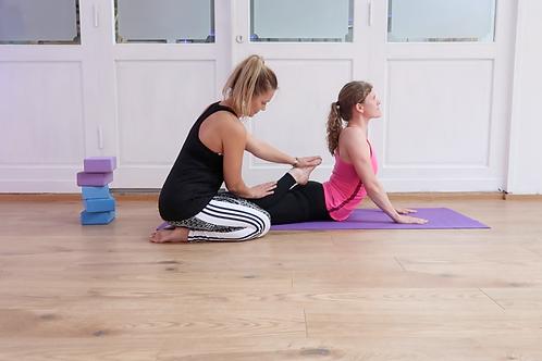 Partner Stretching Training Skript/ Übungskatalog