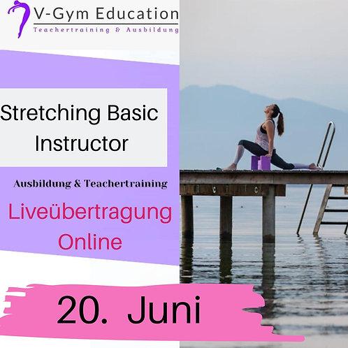Stretching Instructor Basic