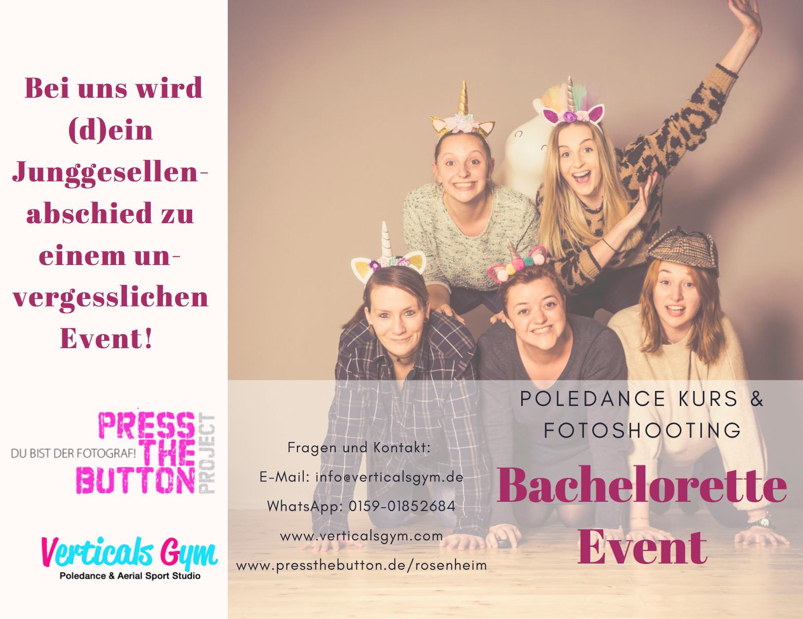 Bachelorette Events