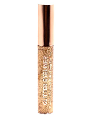 Copper Gitter Eyeliner