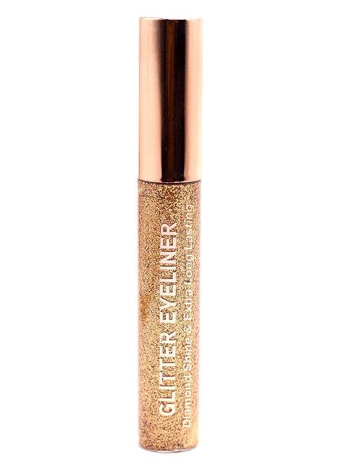 Copper Gitter Eyeliner