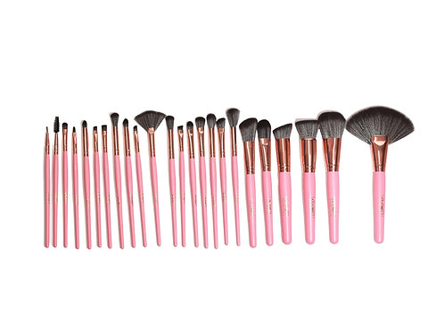 PINK BRUSH SET