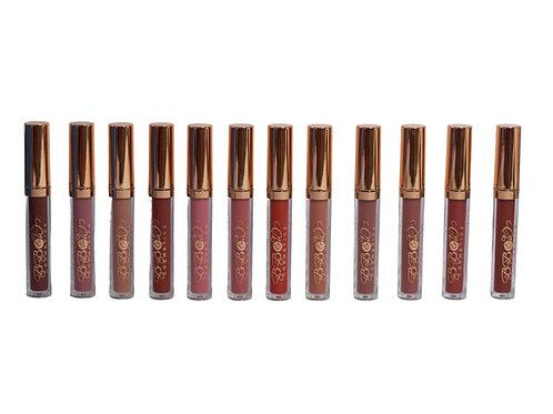 All Matte Lipsticks