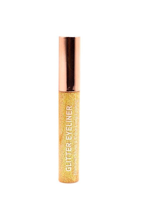 Yellow Glitter Eyeliner