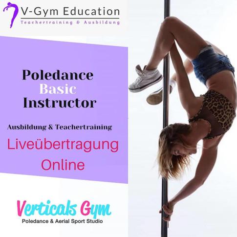 Verticals Gym Trainerausbildung Rosenheim/ Online