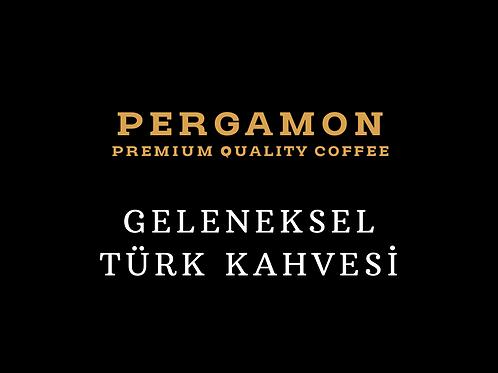 Geleneksel Türk Kahvesi