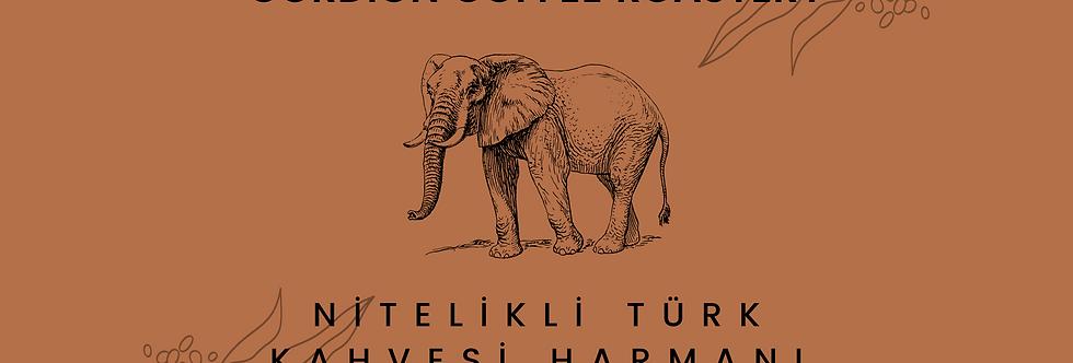 NİTELİKLİ TÜRK KAHVESİ HARMANI - 250G