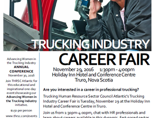 Trucking Industry Career Fair