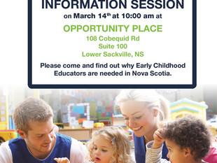 NSCECE Info Session