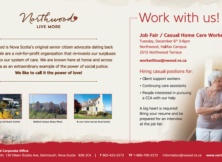 Northwood Job Fair