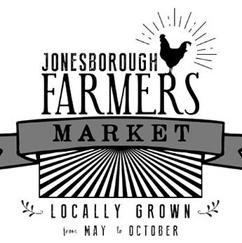 Our eco friendly honey and caramels are available at Jonesborough Farmers Market