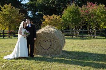 Anna and Trey's Wedding Day
