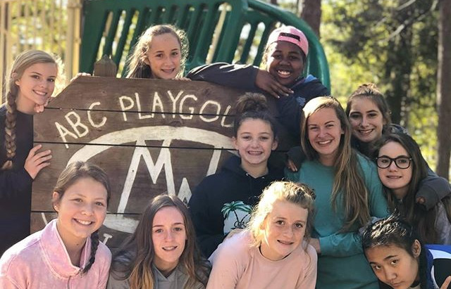 BCA Middle School Fall Retreat