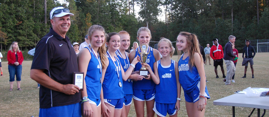 Prep Roundup: BCA girls run to conference crown