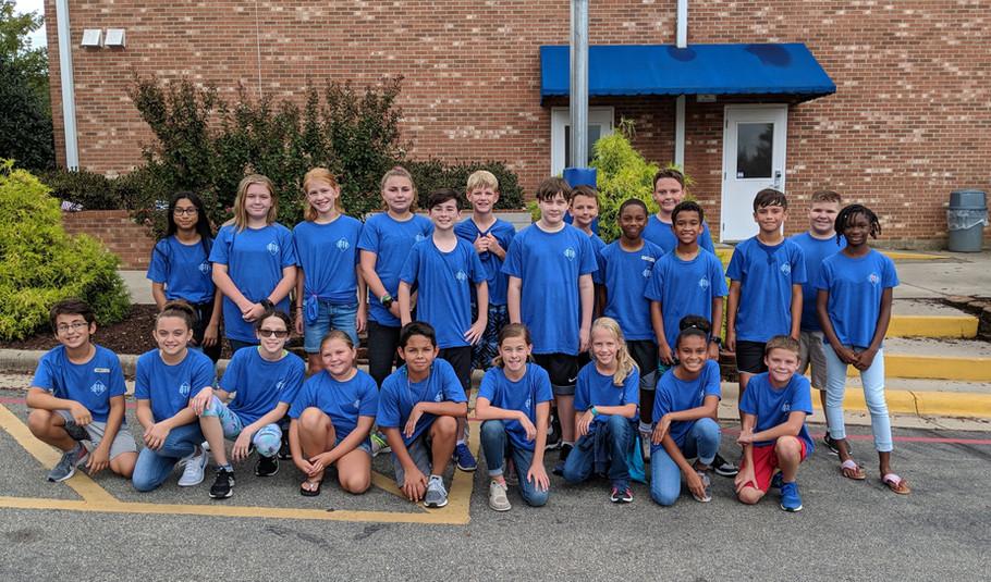 BCA 6th Grade Field Day