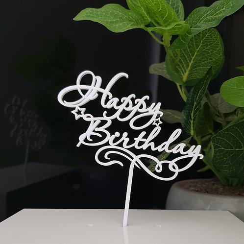 Happy Birthday Design 8