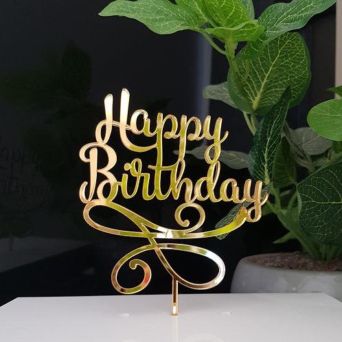Happy Birthday Design 2