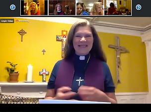 Rev. Melissa Hinnen Worship Leader