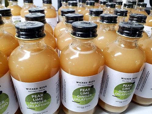 Pear Lime Ginger Jalepeno 10 pack (B2B)