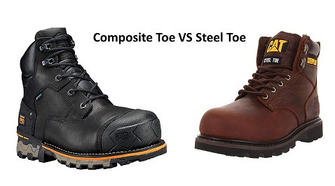 Composite Toe Vs Steel Toe Work Boots - Their Similarities and Differences