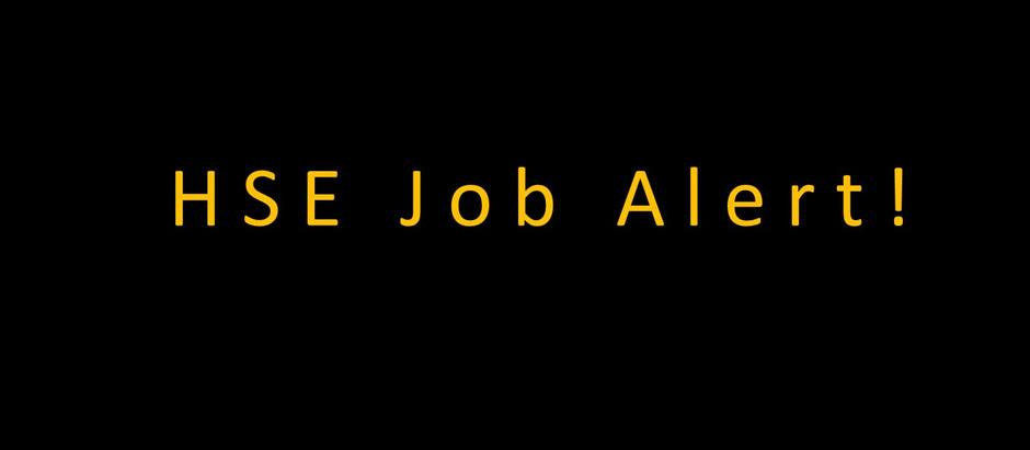 Safety Officer Job opening in Calabar, Nigeria