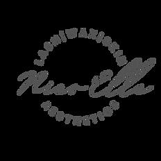 Minimal Feminine Boutique Typography Log