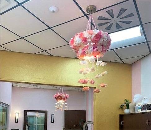 Flower Mobile Light