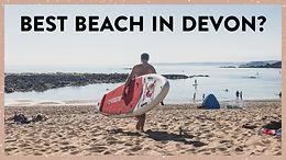 Beach day on The Best Beach in Devon, South Milton Sands...