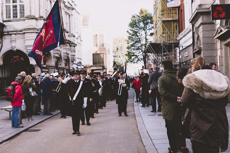 Remembrance Sunday | Exeter