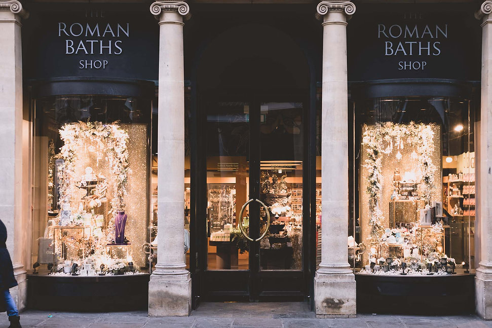 A  slow November day in Bath