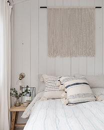 Simple, Cosy & Calm Bedroom Space