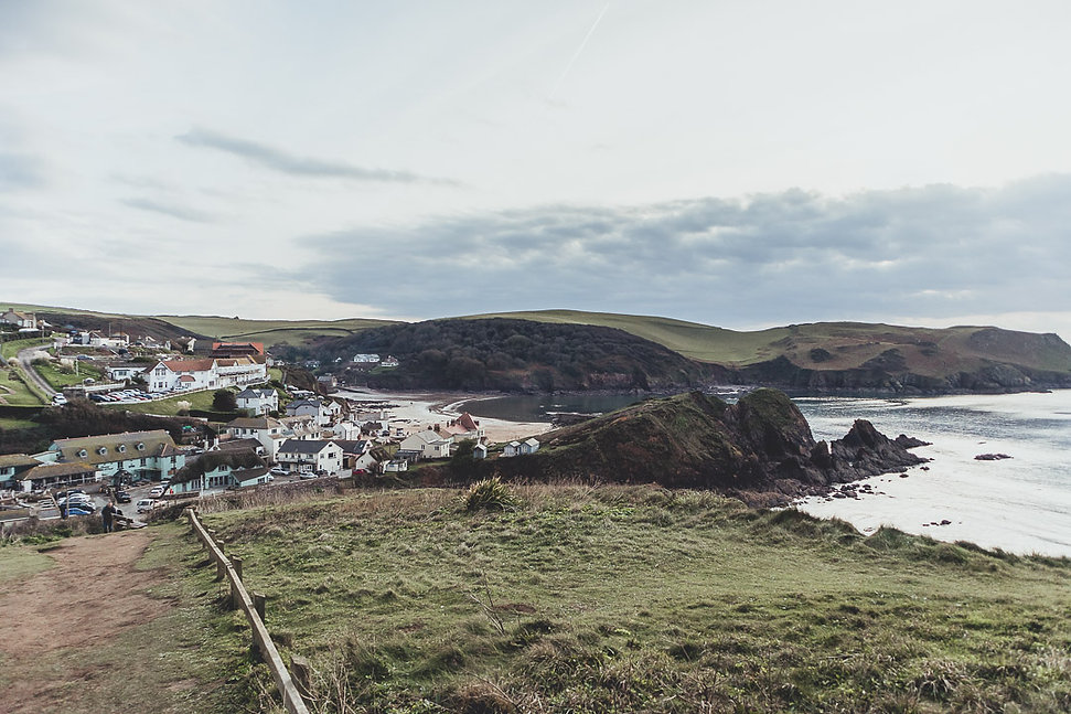 Hope Cove Coastal Path - A Photojournal