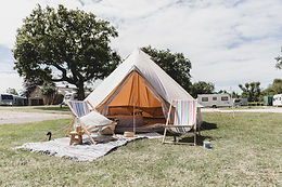 POST-LOCKDOWN GLAMPING IN DORSET   We take the bell tent to a campsite   Episode 001 Vincent Living