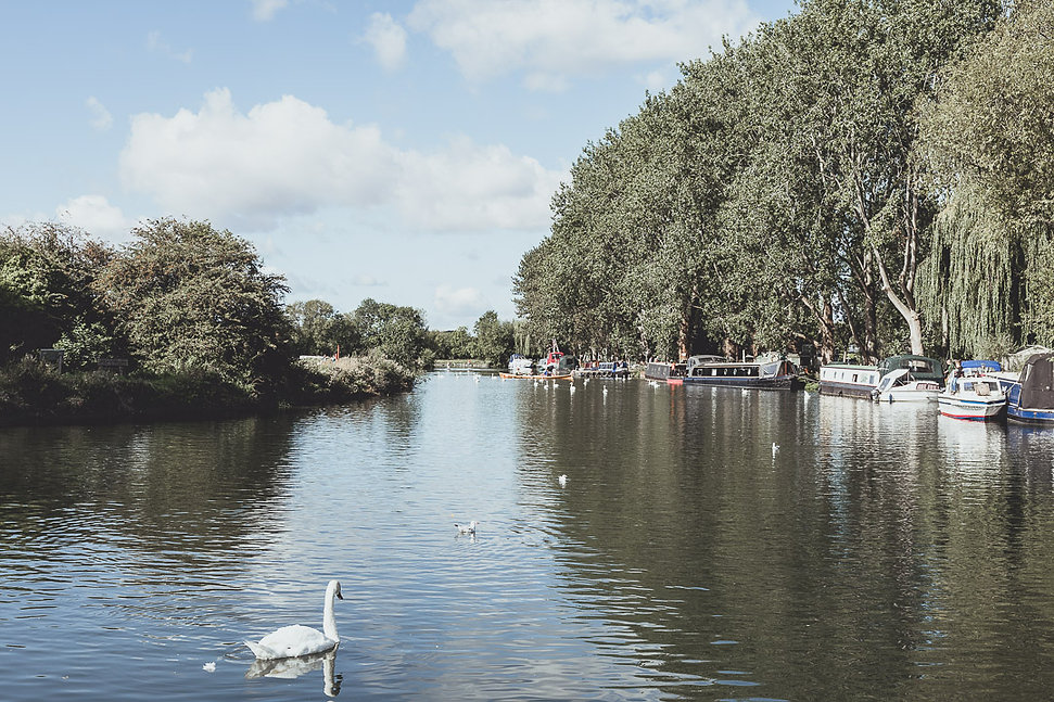 Lechlade River Thames | Slow Autumn Morning