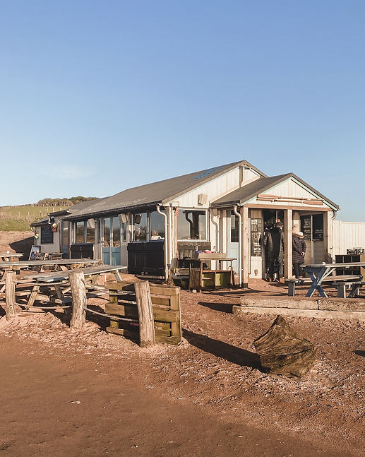 The Beachhouse at South Milton Sands