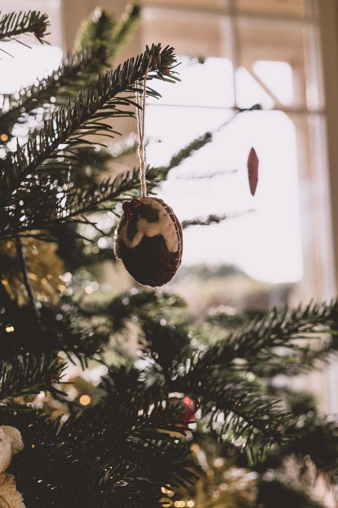 Christmas Tree Decorating The Devon Girl