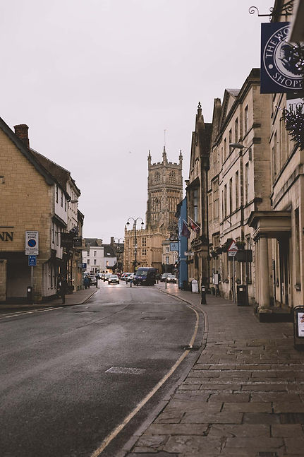 Cirencester at Christmas